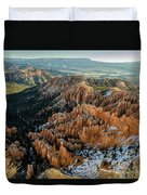 Bryce Canyon - 9 Duvet Cover