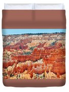 Bryce Canyon Fairyland Point Duvet Cover
