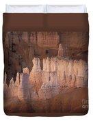 Bryce Canyon Hoodoos Duvet Cover