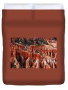 Bryce Canyon In Utah Duvet Cover