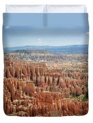 Bryce Canyon National Park 1 Duvet Cover