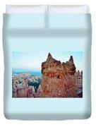 Bryce Canyon Navajo Loop Trail Duvet Cover