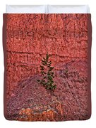 Bryce Canyon Pine Tree Duvet Cover