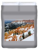 Bryce Canyon Series #1 Duvet Cover