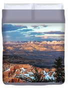 Bryce Canyon Sunset - 2 Duvet Cover