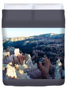 Bryce Canyon Sunset Point Duvet Cover