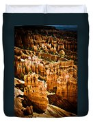 Bryce Canyon Vertical Image Duvet Cover