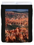 Bryce Canyon Vertical Duvet Cover