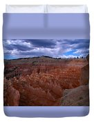 Bryce Clouds 2 Duvet Cover