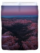 Bryce Point Duvet Cover