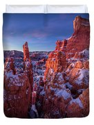 Bryce Tales Duvet Cover