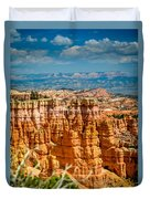 Bryce -tall Duvet Cover