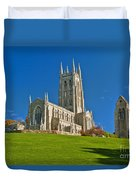 Bryn Athyn Cathedral Pennsylvania Duvet Cover