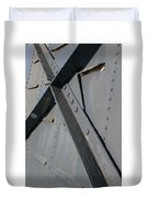 Battleship Texas Image 1 Duvet Cover