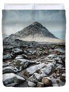 Buachaillie Etive Mor, Glencoe, Scotland Duvet Cover