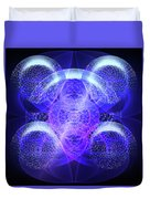 Bubble Beauty Duvet Cover