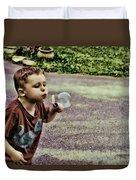 Bubble Liscious Duvet Cover
