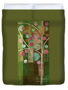 Bubble Tree - 85lc16-j678888 Duvet Cover