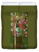 Bubble Tree - 85rc16-j678888 Duvet Cover
