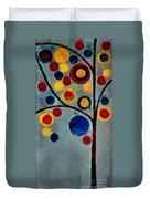 Bubble Tree - Dps02c02f - Left Duvet Cover