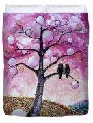 Bubbletree Duvet Cover