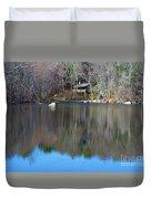 Buck Lodge 2 Duvet Cover