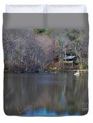 Buck Lodge Duvet Cover
