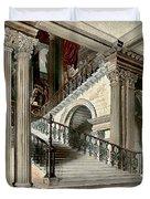 Buckingham House Stair Case Duvet Cover