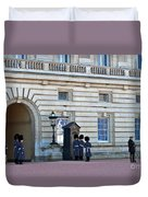 Buckingham Palace Guards Duvet Cover