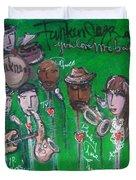 Buckner Funken Jazz Duvet Cover