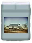 Bucks County Farm Duvet Cover
