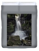 Bucks Falls Pa Duvet Cover