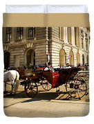 Vienna Buggy Man Duvet Cover