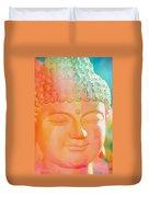 Buddah Glow Duvet Cover