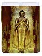 Buddha Figure 1 Duvet Cover