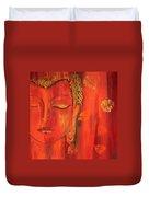 Buddha - The Self Possession Duvet Cover