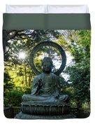 Buddha Duvet Cover