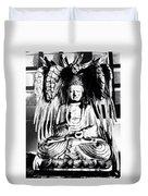 Buddhism Duvet Cover