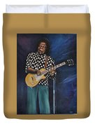 Buddy Guy Duvet Cover