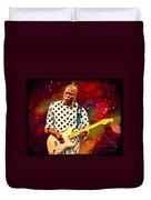 Buddy Guy Portrait Duvet Cover