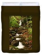 Buff Creek Falls Duvet Cover