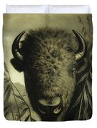 Buffalo Head Duvet Cover