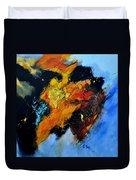 Buffalo-like Abstract  Duvet Cover