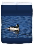 Buffle Head Duvet Cover