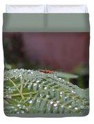 Bug Homestead Duvet Cover