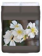 Bugaboo Apple Blossoms Duvet Cover