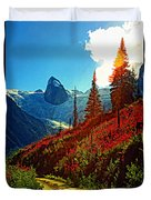 Bugaboos Evening Buzz Duvet Cover