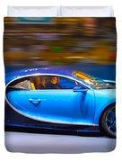 Bugatti Chiron 2 Duvet Cover