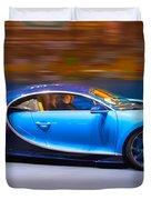 Bugatti Chiron 3 Duvet Cover