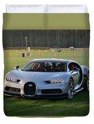 Bugatti Chiron Duvet Cover